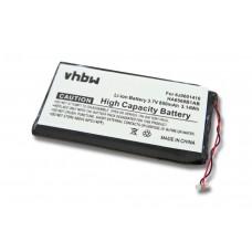 Baterija za Samsung YP-Z5A / YP-Z5AB, 850 mAh