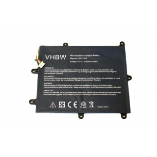 Baterija za Acer Iconia Tab A200 / A210, 3250 mAh