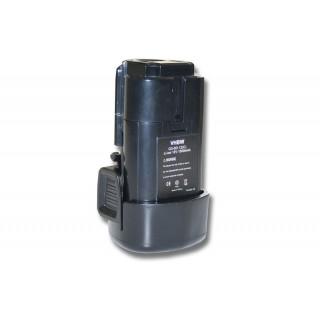 Baterija za Black & Decker LB12 / LBX12 / LBXR12, 12 V, 1.5 Ah