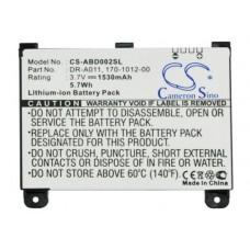 Baterija za Amazon Kindle 2 DX / DXG, 1530 mAh