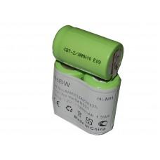 Baterija za Wella Xpert HS50, 1300 mAh