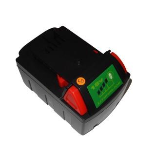 Baterija za AEG Milwaukee M18 / M18XC, 18 V, 4.0 Ah