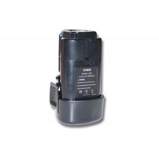 Baterija za Black & Decker LB12 / LBX12 / LBXR12, 12 V, 2.0 Ah