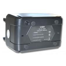 Baterija za AEG Milwaukee M28 BX/ MC28, 28 V, 3.0 Ah