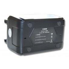Baterija za AEG Milwaukee M28 BX/ MC28, 28 V, 4.0 Ah