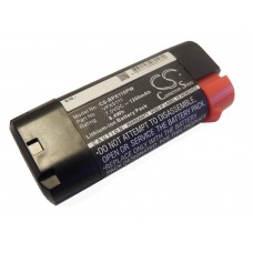 Baterija za Black & Decker VPX1101 / VPX1201 / VPX1301, 7 V, 1.2 Ah