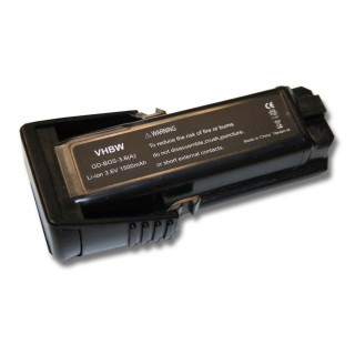 Baterija za Bosch BAT504, 3.6V, 1.5 Ah