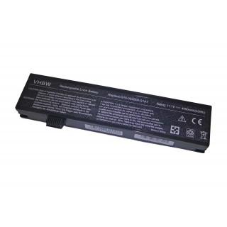 Baterija za Advent 4213, črna, 4400 mAh