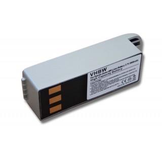 Baterija za Garmin Zumo 400 / 450 / 500 / 550, 2600 mAh