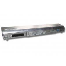 Baterija za Toshiba Portege A600 / R600 / DynaBook SS RX1, 4400 mAh