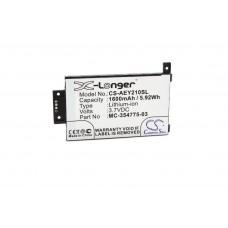 Baterija za Amazon Kindle Paperwhite / Touch 3G / EY21, 1600 mAh