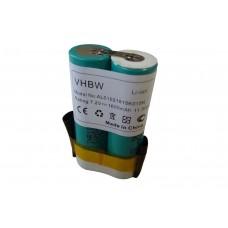 Baterija za Gardena Accu80, 7.2 V, 1.6 Ah
