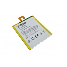 Baterija za IBM Lenovo IdeaPad S5000 / Tab A7, 3550 mAh