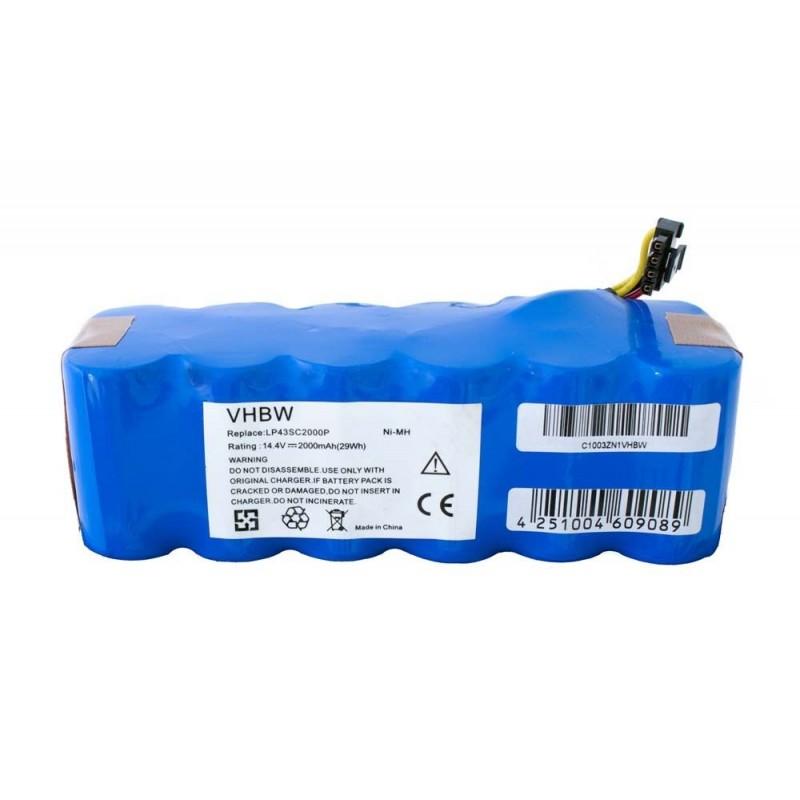ORIGINALE VHBW ® BATTERIA 6.0ah per Acer TravelMate 5340g 5740