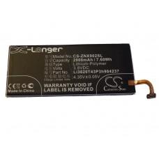 Baterija za ZTE Nubia Z5 Mini / NX403A / NX902, 2000 mAh