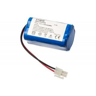 Baterija za Profimaster Robot 2714 / Ecovacs Deebot CR130, priklop s kablom, 2600 mAh