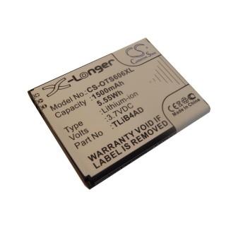 Baterija za Alcatel One Touch View, 1500 mAh