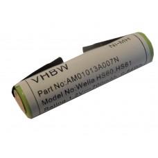 Baterija za Wella Contura  HS60 / HS61, 700 mAh