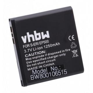 Baterija za Sony Xperia Active / Xperia Mini, 1250 mAh