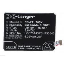 Baterija za ZTE Q705, 2500 mAh