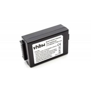 Baterija za čitalnike črtne kode Psion Teklogix Workabout Pro 7525 / 7525C / 7527, 3000 mAh