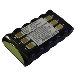 Baterija za čitalnike črtne kode Psion Teklogix 7030 / 19505 / 19515, 2500 mAh