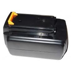 Baterija za Black & Decker BL1336 / BL2036, 36 V, 2.0 Ah