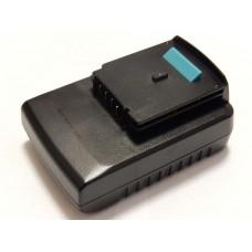 Baterija za Black & Decker A1518L, 18 V, 2.0 Ah