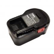 Baterija za AEG B1814G / B1817G, 18 V, 1.7 Ah