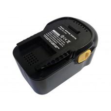 Baterija za AEG B1814G / B1817G, 18 V, 3.0 Ah