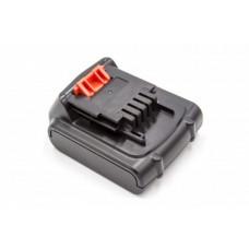 Baterija za Black & Decker BL1514 / BL1314 / BL1114, 14.4 V, 2.0 Ah