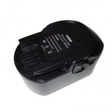 Baterija za AEG B1414G / B1415R / B1420 / B1420R, 14.4 V, 1.3 Ah