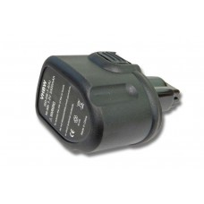 Baterija za DeWalt DE9057 / DE9085 / DW9057, 7.2 V, 3.3 Ah