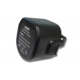 Baterija za DeWalt DW902 / DW955K / Black & Decker CD9600K / PS3200, 9.6 V, 1.5 Ah