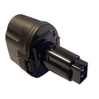 Baterija za DeWalt DE9057 / DE9085 / DW9057, 7.2 V, 1.3 Ah