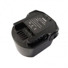 Baterija za AEG B1214G / B1215R / B1220R, 12 V, 1.3 Ah