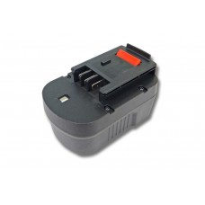 Baterija za Black & Decker BDG14-SF / BDGL1440, 14.4 V, 3.0 Ah