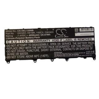 Baterija za Dell Latitude 10e / 10-ST2e, 4050 mAh