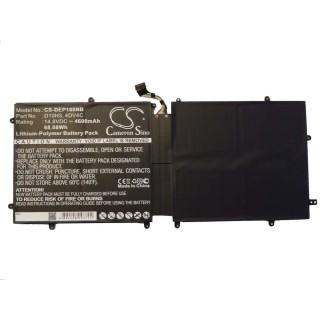 Baterija za Dell XPS 18 / 18-1810, 4600 mAh