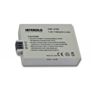 Baterija LP-E5 za Canon EOS-450D / EOS-500D / EOS-1000D, 1100 mAh