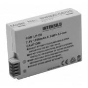 Baterija LP-E8 za Canon EOS 550D / EOS 600D / EOS 650D /EOS 700D, 1100 mAh