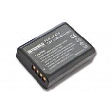 Baterija LP-E10 za Canon EOS 1100 / EOS 1100D / Kiss X50, 1100 mAh