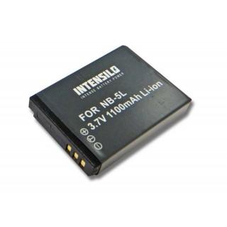 Baterija NB-5L za Canon PowerShot S100 / IXUS 950, 1100 mAh