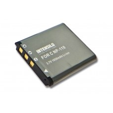 Baterija NP-110 / BN-VG212 za Casio Exilim EX-Z2000 / EX-Z2300 / JVC Everio GZ-V500 / GZ-VX700, 1050 mAh