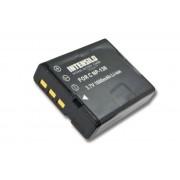 Baterija NP-130 za Casio Exilim EX-H30 / EX-ZR100 / EX-ZR200, 1800 mAh