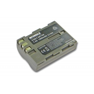 Baterija NP-150 za Fuji FinePix S5 Pro, 1900 mAh