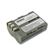 Baterija EN-EL3 za Nikon D50 / D70 / D70S / D80, 1900 mAh