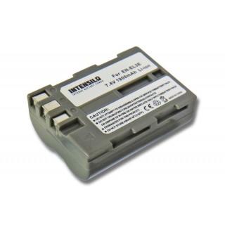 Baterija EN-EL3 / EN-EL3A / EN-EL3E za Nikon D50 / D70 / D80 / D90, 1900 mAh
