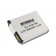 Baterija SLB-10A / BN-VH105 za Samsung ES55 / L100 / WB150F / JVC Adixxion GC-XA1, 1000 mAh