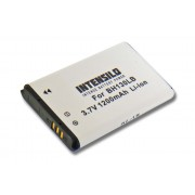 Baterija IA-BH130LB za Samsung SMX-C10 / SMX-K45 / SMX-K400, 1200 mAh
